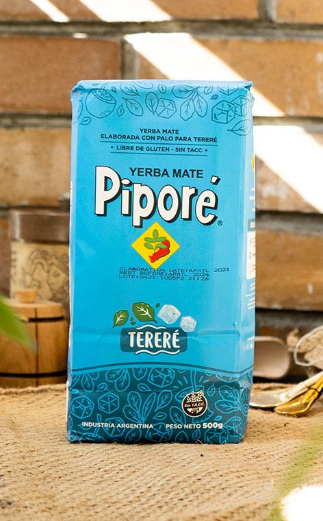 Pipore - Terere | yerba mate | 500g