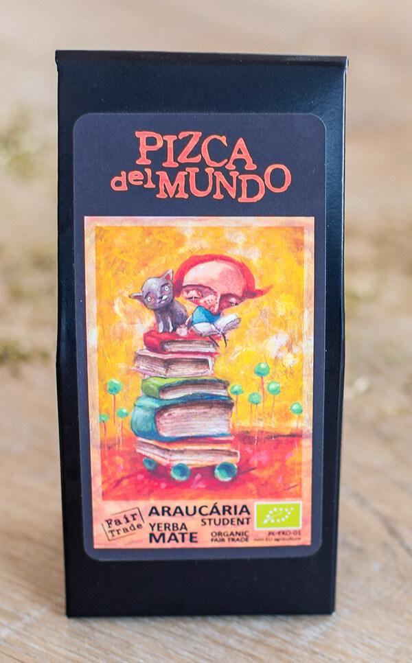 Pizca del Mundo - Araucária student | yerba mate | 100g