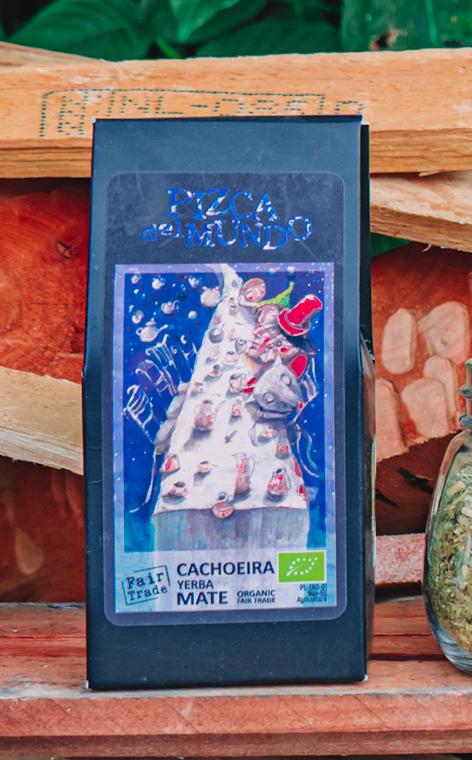 Pizca del Mundo - Cachoeira  Organic Sezonowana | yerba mate | 100g