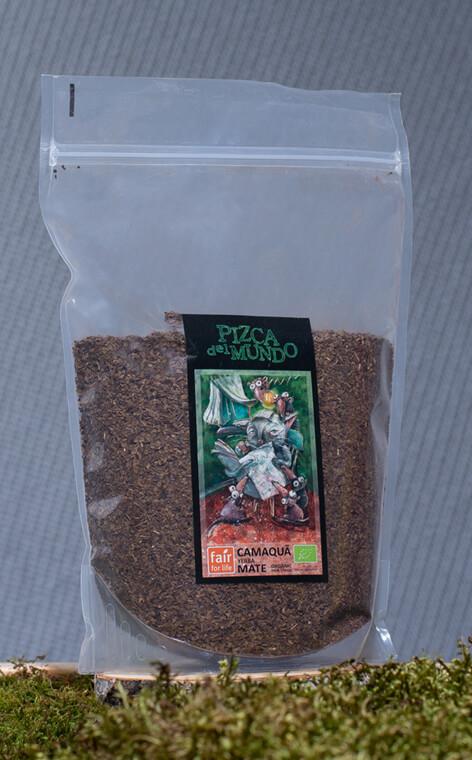 Pizca del Mundo - Camaqua  Organic Palona | yerba mate | 500g