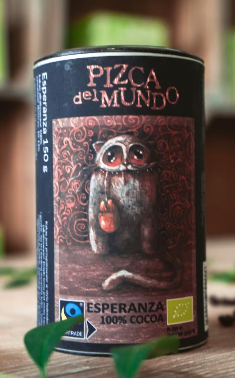 Pizca del Mundo - Esperanza | organiczne kakao | 150g