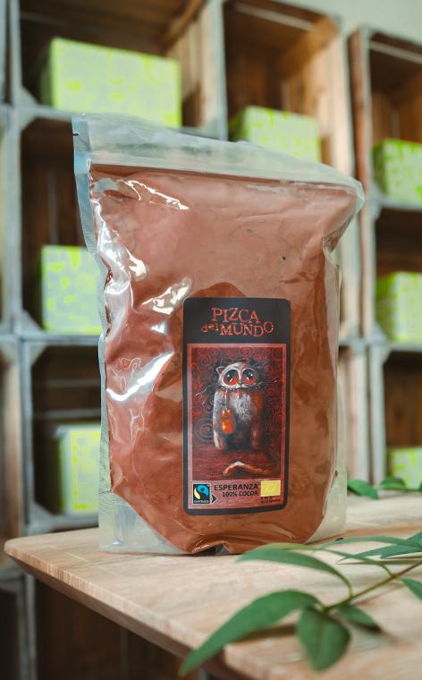 Pizca del Mundo - Esperanza   organiczne kakao   1kg