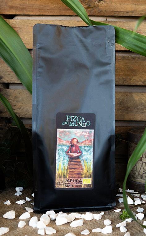 Pizca del Mundo - Japurá detox Organic Oczyszczająca | yerba mate | 500g