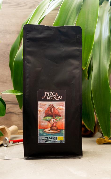 Pizca del Mundo - Tapajós vital Organic Wzmacniająca | yerba mate | 500g