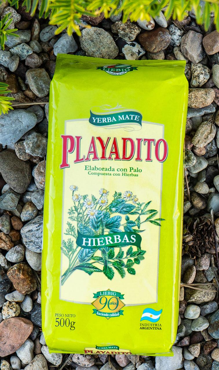 Playadito - Copuesta con Hierbas | yerba mate | 500g