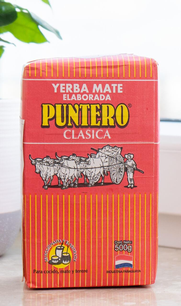 Puntero - Elaborada Clasica | yerba mate | 500g