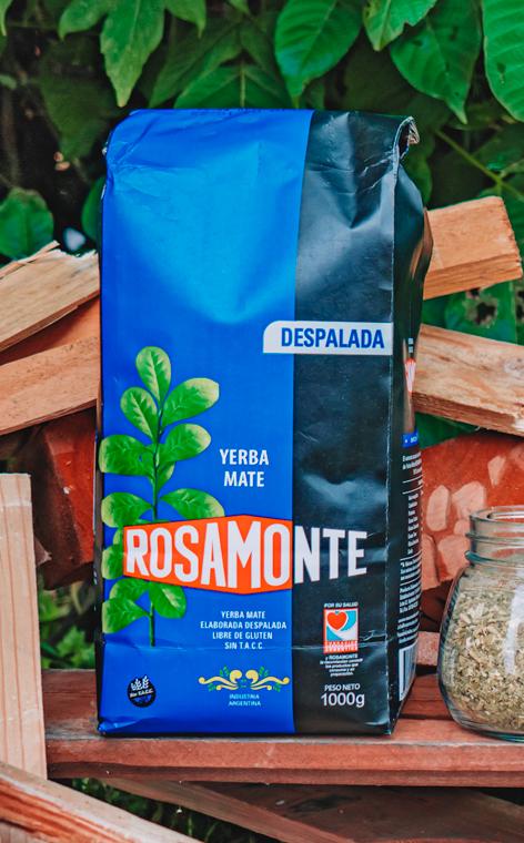 Rosamonte - Despalada | yerba mate | 1kg