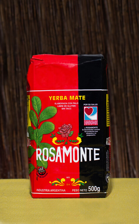 Rosamonte - Elaborada Con Palo Tradictional | yerba mate | 500g