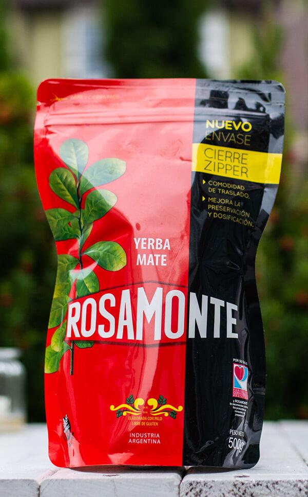 Rosamonte - Elaborada Con Palo Tradictional | Doypack | yerba mate | 500g