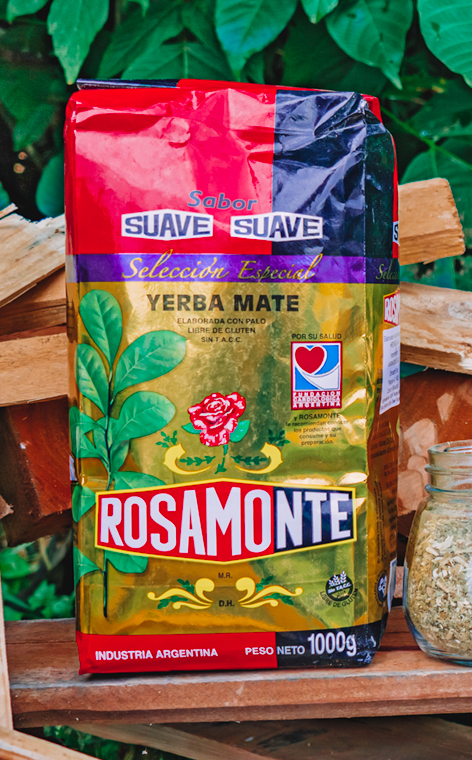 Rosamonte - Suave Seleccion Especial | yerba mate | 1kg