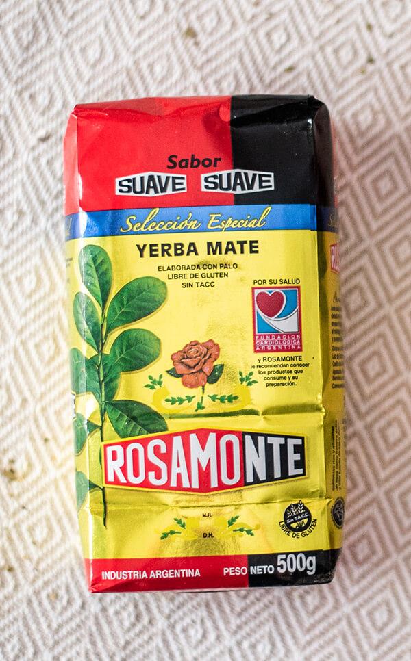 Rosamonte - Suave Seleccion Especial | yerba mate | 500g