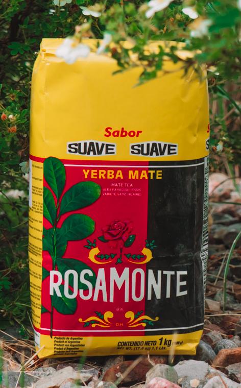 Rosamonte - Suave | yerba mate | 1kg