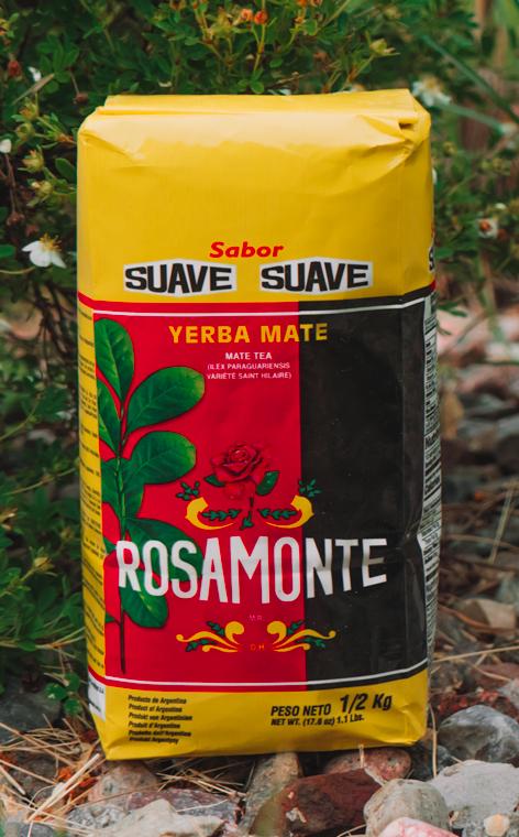 Rosamonte - Suave | yerba mate | 500g