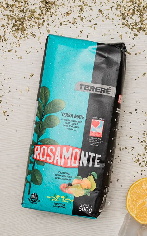 Rosamonte - Terere | yerba mate | 500g