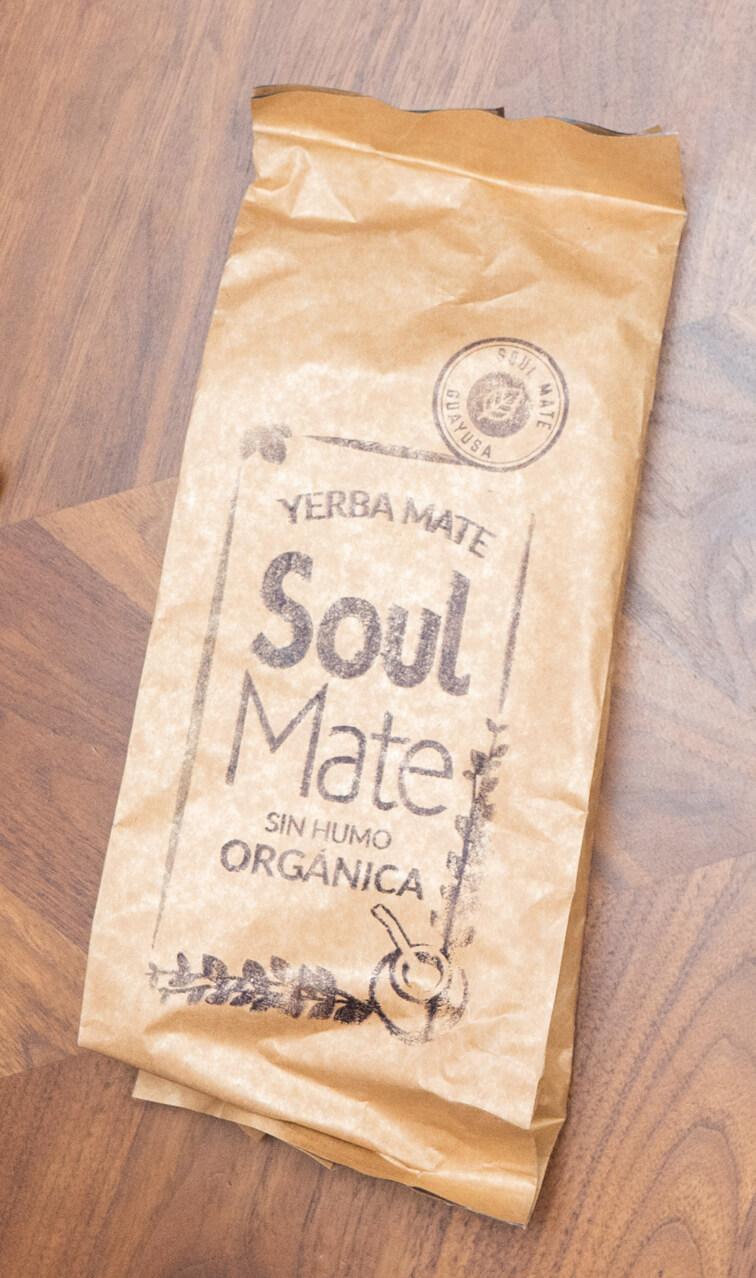 Soul Mate - Guayusa | yerba mate organiczna | 400g