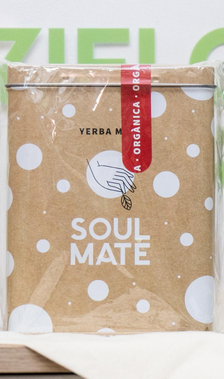 Soul Mate - Organica w puszce | yerba mate | 500g