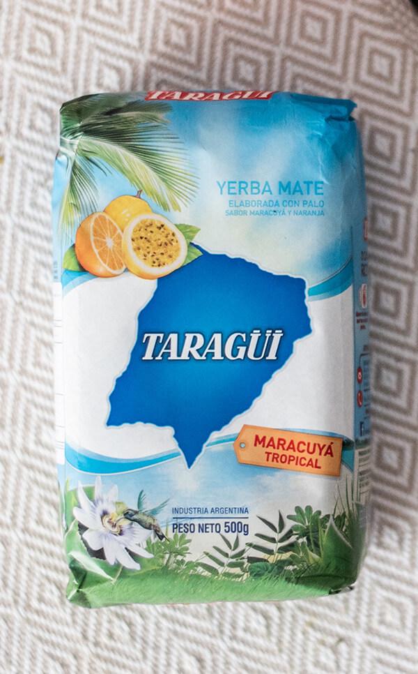 Taragui - Maracuya Tropical | yerba mate | 500g