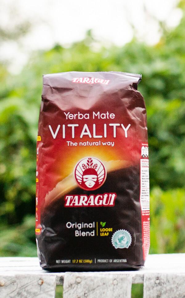Taragui - Vitality | yerba mate | 500g