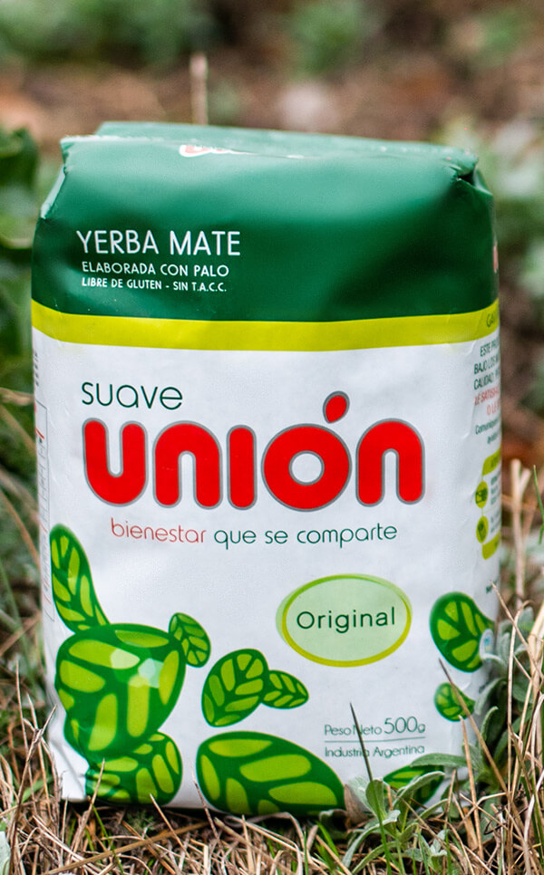 Union - Suave  | yerba mate | 500g