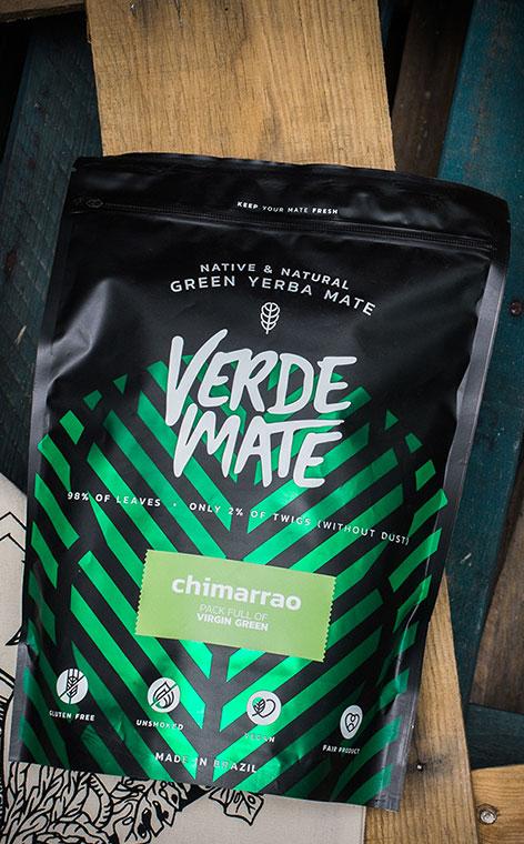 Verde Mate - Chimarrao | brazylijska yerba mate | 500g