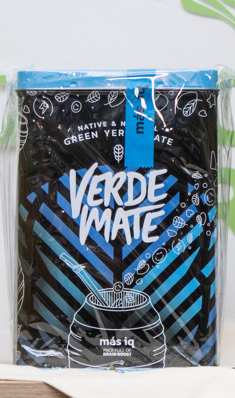 Verde Mate - Green Mas IQ w puszce | yerba mate | 500 g