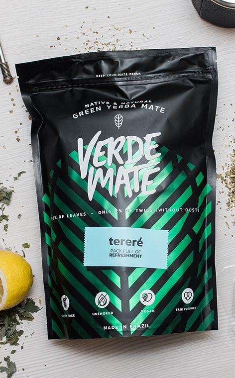 Verde Mate - Green Terere | yerba mate | 500g