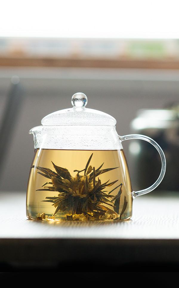 Herbata - kwitnÄ…ce serce | 1 szt.