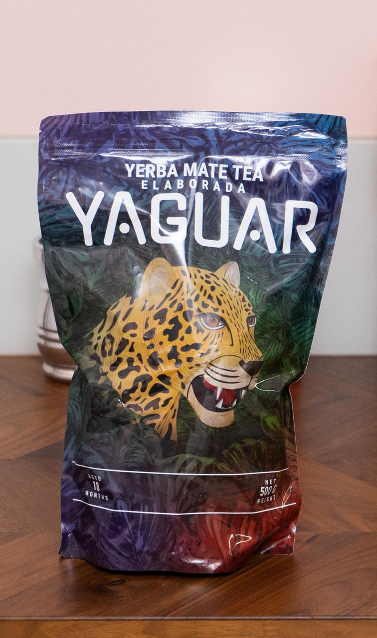 Yaguar - Elaborada con Palo | yerba mate | 500g
