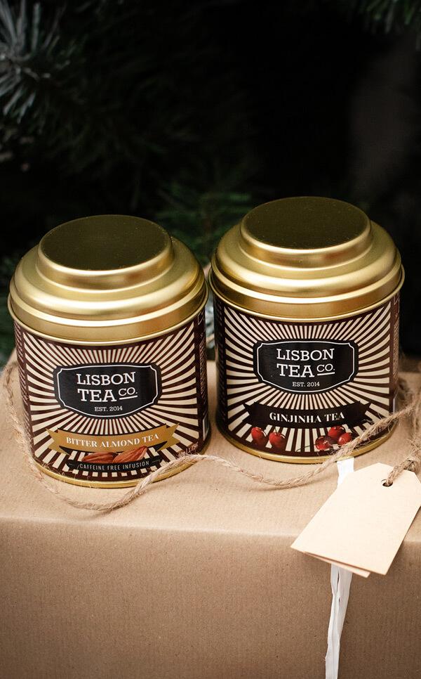 Zestaw - Deserowe herbatki