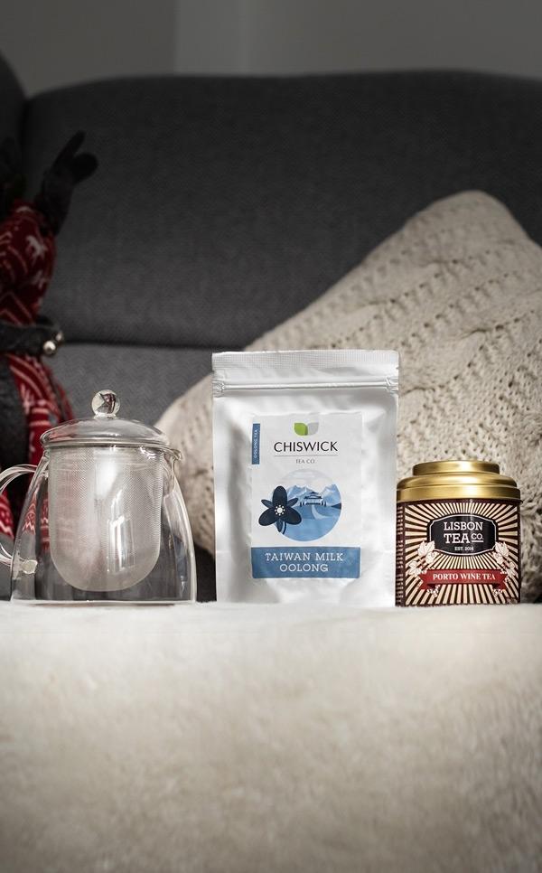 Zestaw - Okolicznościowa herbatka